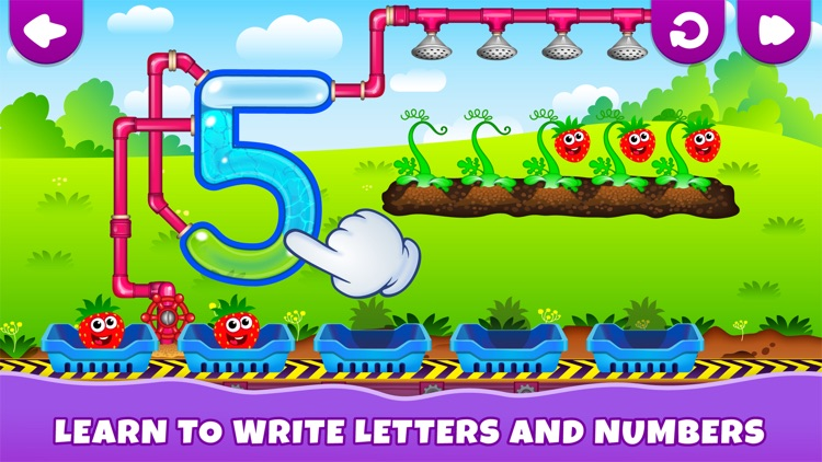 Kids Games! Learning 4 Toddler screenshot-4