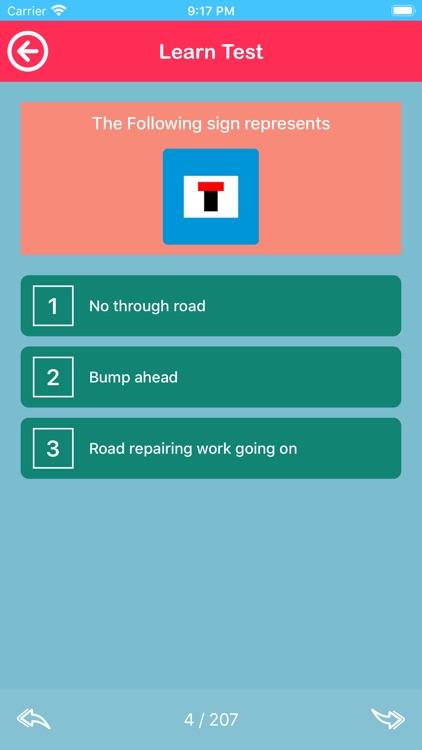 Driving Skills Training screenshot-5
