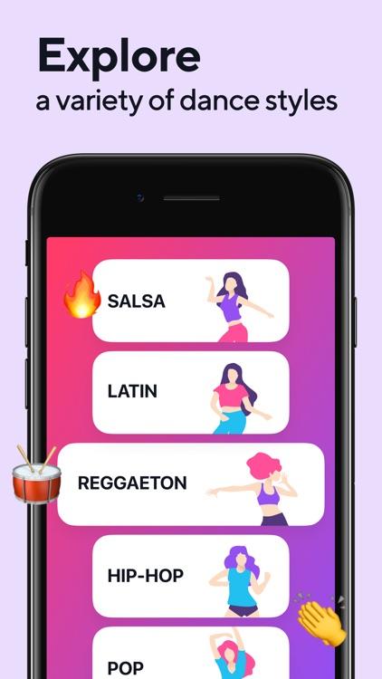Organic Dance: Weight Loss App