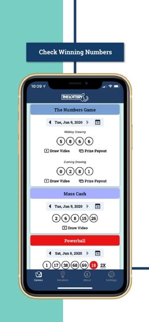 Ma Lottery On The App Store