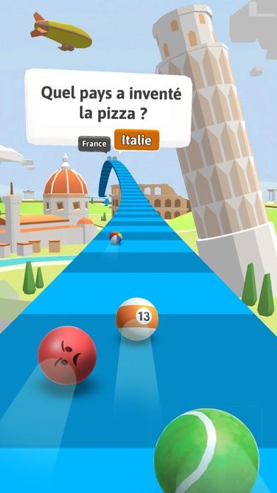 Trivia Race 3D- Jeu de réponse