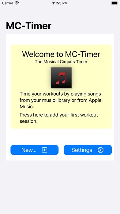 MC-Timer screenshot 3