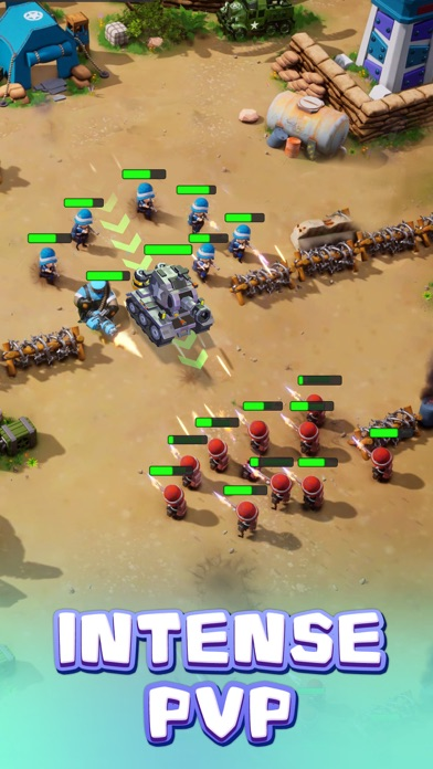 Top War: Battle Game for windows pc