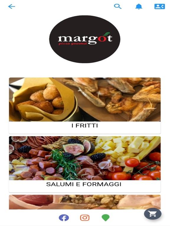 Margot pizza gourmet screenshot 5