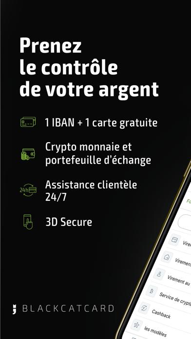 messages.download Blackcatcard: comptes et carte software