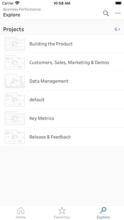 Tableau Mobile for Intune screenshot-3