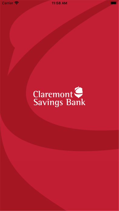 CSB Mobile – Claremont SavingsScreenshot of 1