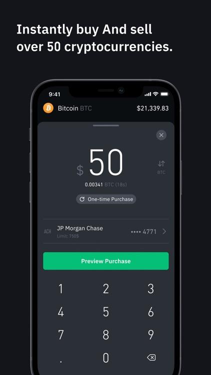 Binance.US - Bitcoin & Crypto screenshot-3