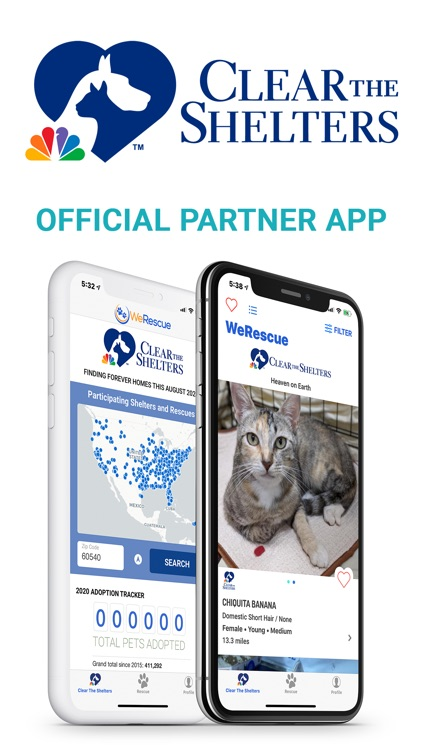 WeRescue – Adopt a Pet screenshot-0