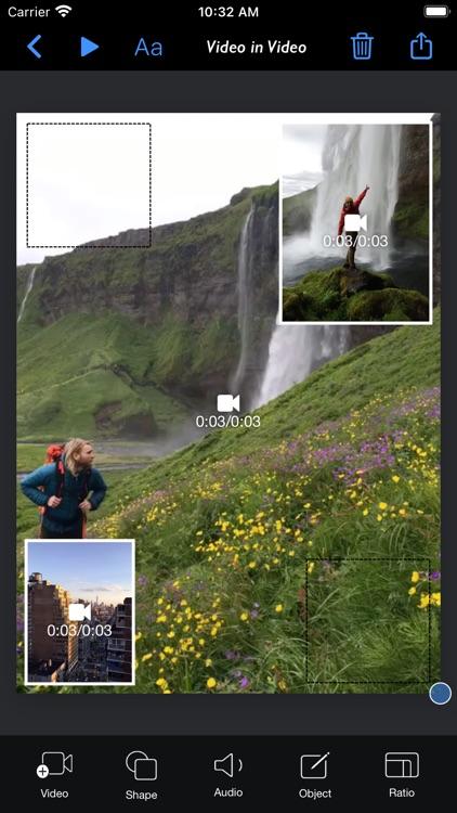 Video Collage - Stitch Videos screenshot-8