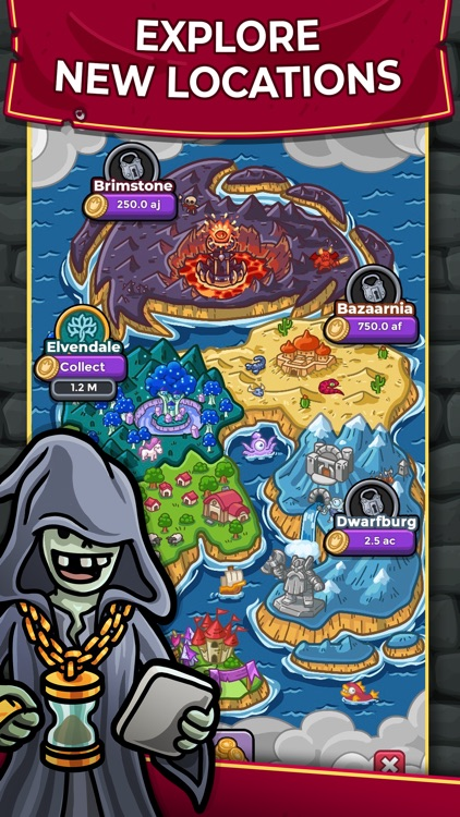Dungeon Shop Tycoon screenshot-4