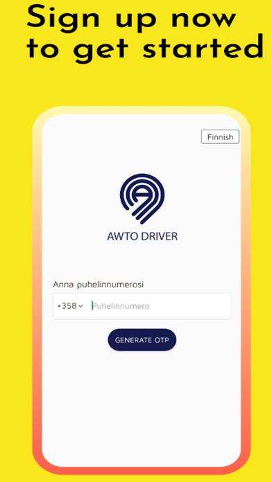 Awto Driver screenshot 1