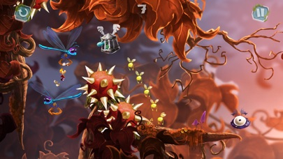 Скриншот №6 к Rayman Mini