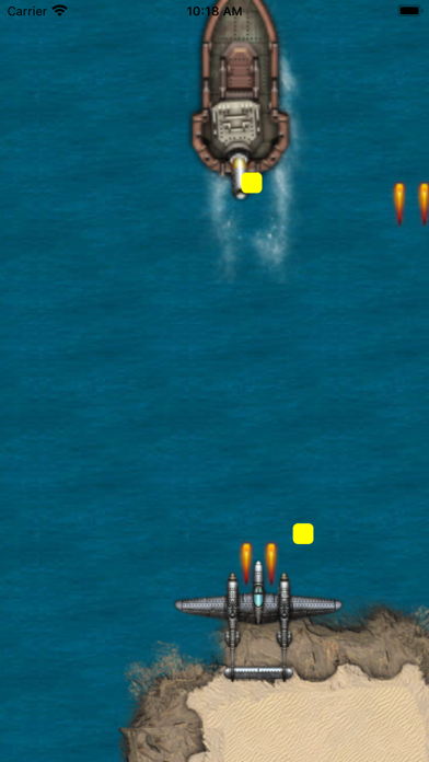 P38 Fighter screenshot 1