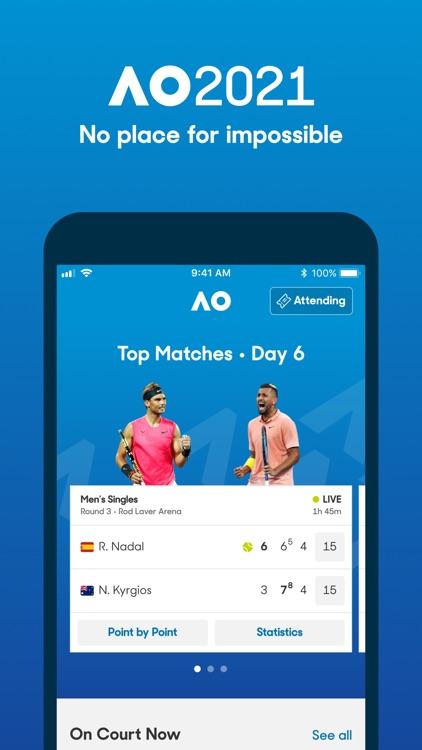 Australian Open Tennis 2021 screenshot-4