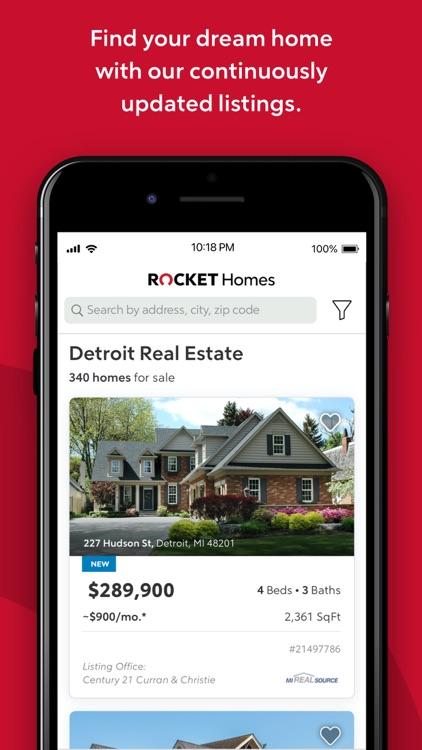 Rocket Homes Real Estate