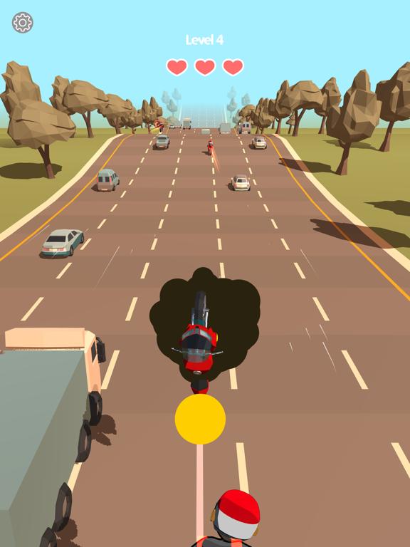 iPad Image of Hero VS Criminal
