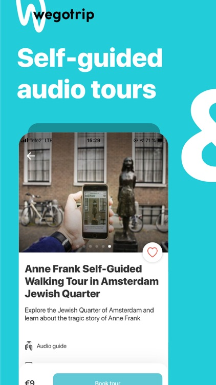 WeGoTrip Audio Tours & Tickets
