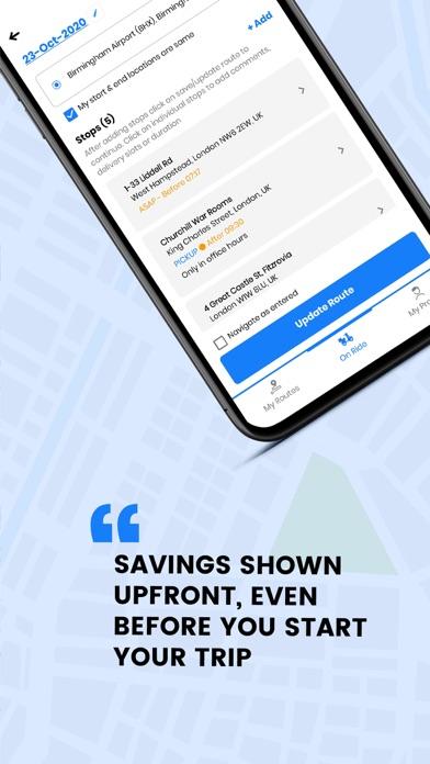 Zeo Route Planner Screenshot
