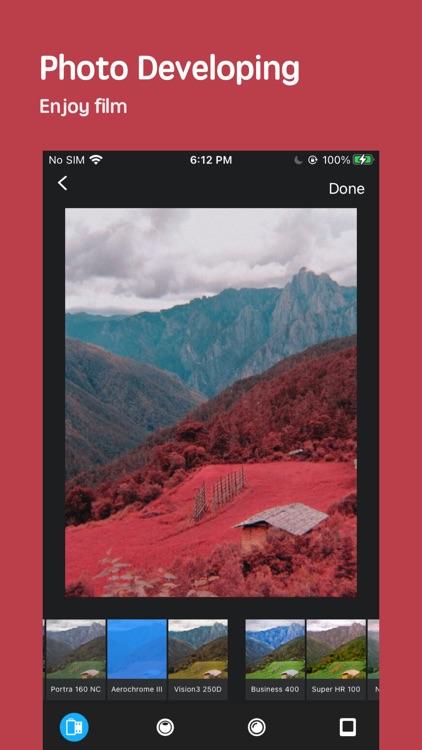LOCam - Retro film Camera screenshot-4