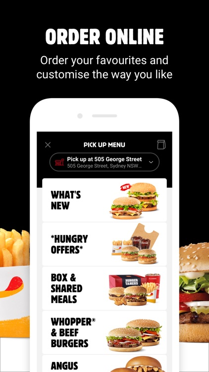 Hungry Jack's Deals & Delivery