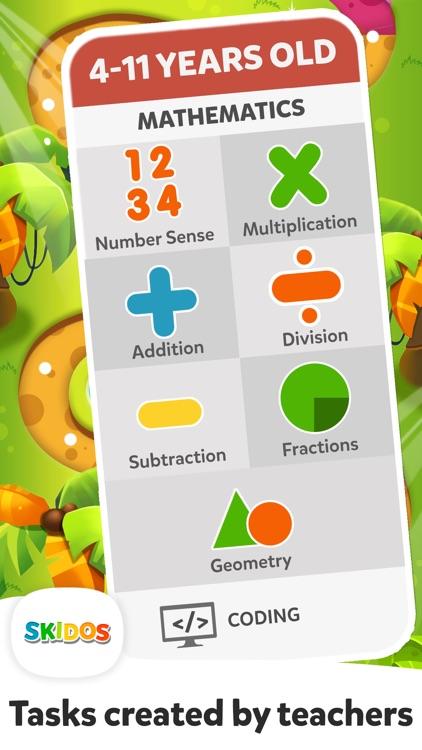 Kids Math 1st, 2nd, 3rd Grade screenshot-7