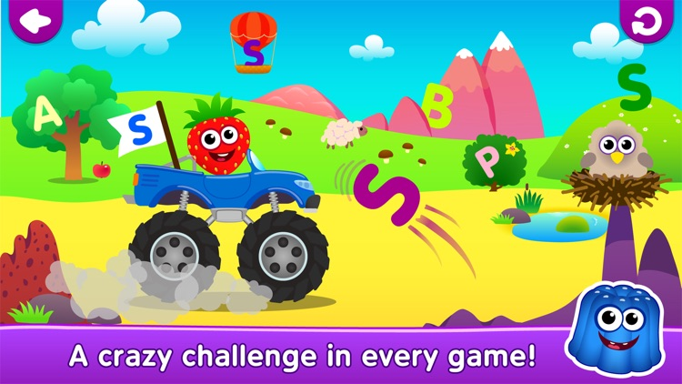 Alphabet! Kids Learning games screenshot-3