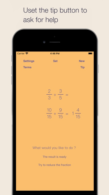 Fraction Math screenshot-6