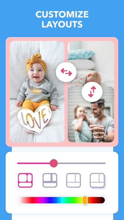 Baby Photo Editor & Journal screenshot-4