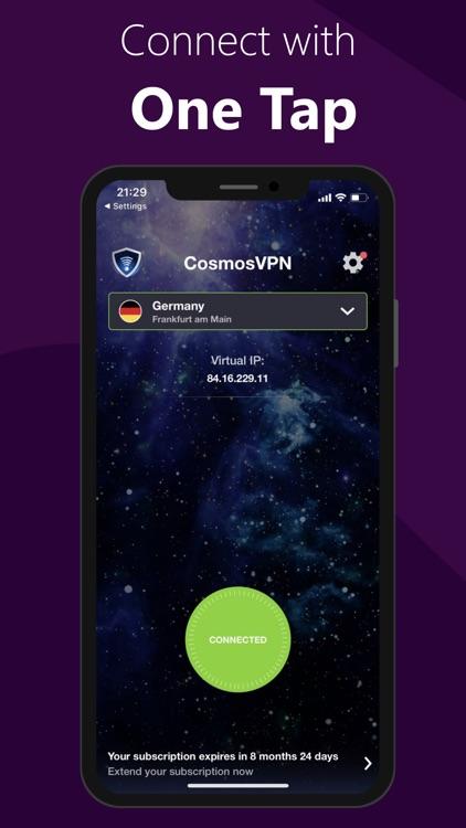 Cosmos VPN - Best VPN & Proxy screenshot-3