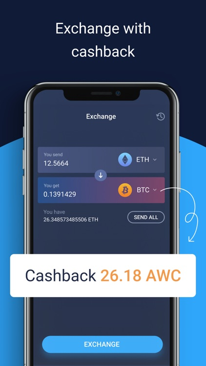 Atomic Wallet screenshot-2