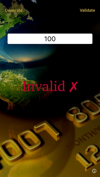 iValidCard screenshot-3