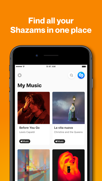 messages.download Shazam: Music Discovery software