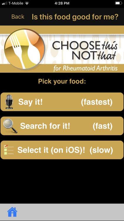 Rheumatoid Arthritis screenshot-4