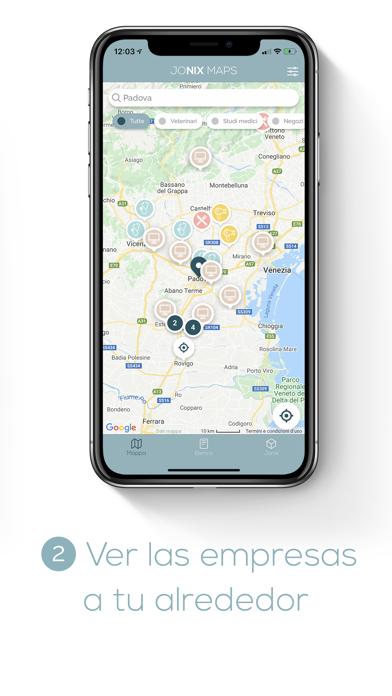 Jonix MapsCaptura de pantalla de5