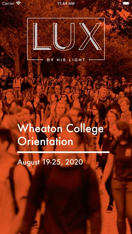 Wheaton Student Engagement