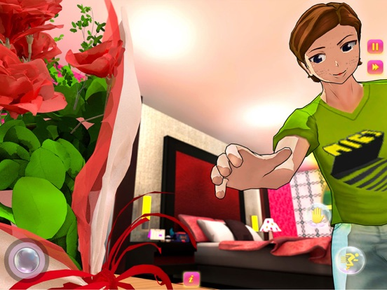 Anime School Yandere Love Life screenshot 4