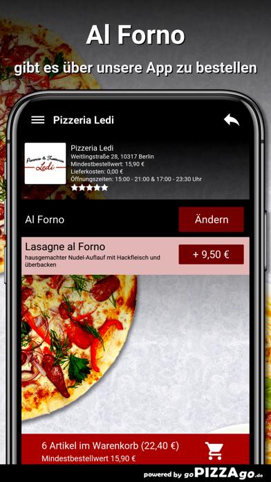 Pizzeria Ledi Berlin screenshot 6