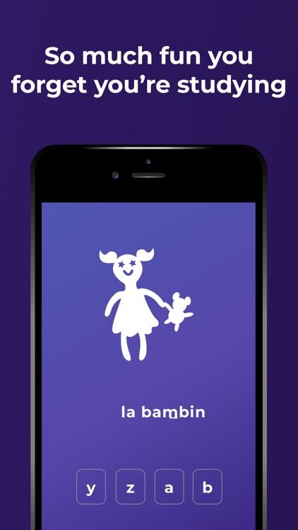 Learn Italian Language -Drops screenshot-6