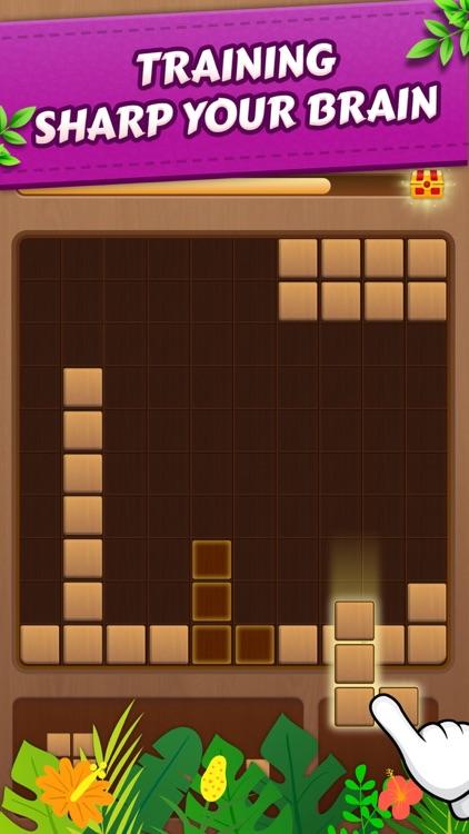 Block Puzzle Woody screenshot-3