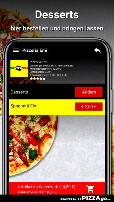 Pizzeria Emi Duisburg screenshot 6