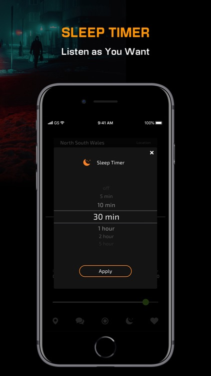 Police Scanner App, live radio screenshot-4