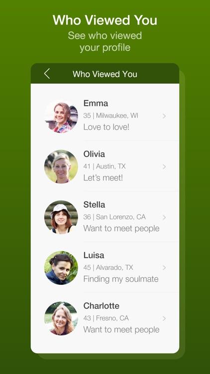 Farmers Dating Site App screenshot-4