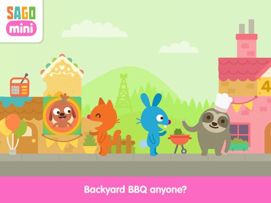 Sago Mini Neighborhood Blocks screenshot 11