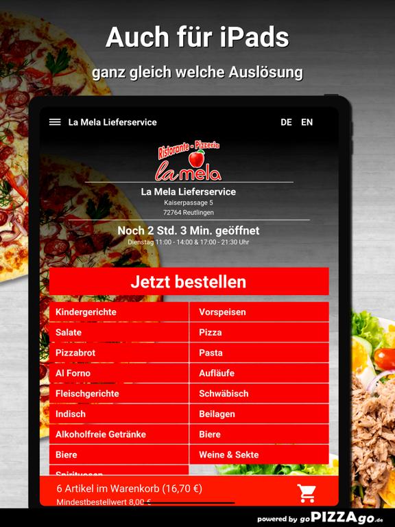La Mela Reutlingen screenshot 7