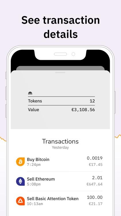 Kraken - Buy Bitcoin & Crypto screenshot-4