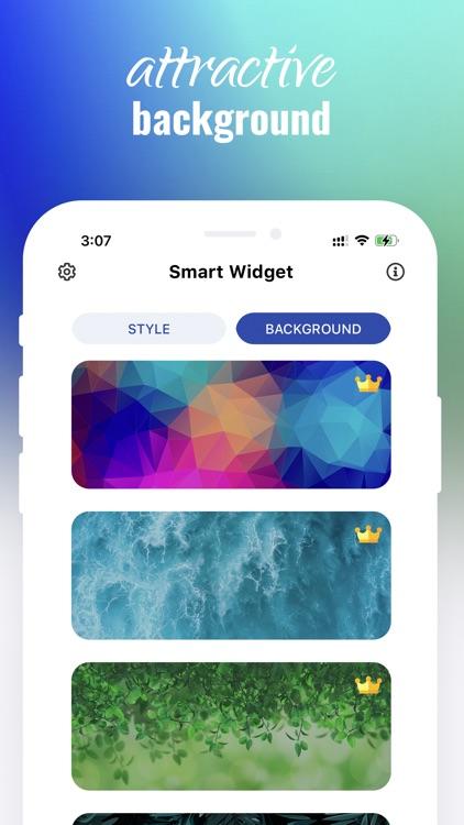 Smart Color Widgets screenshot-3