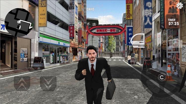 东京通勤族-旅游驾驶模拟 screenshot-9