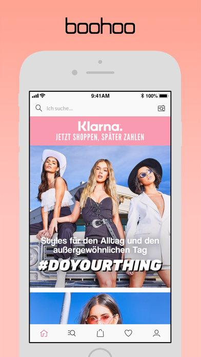 Herunterladen boohoo –  Mode & Fashion für Pc