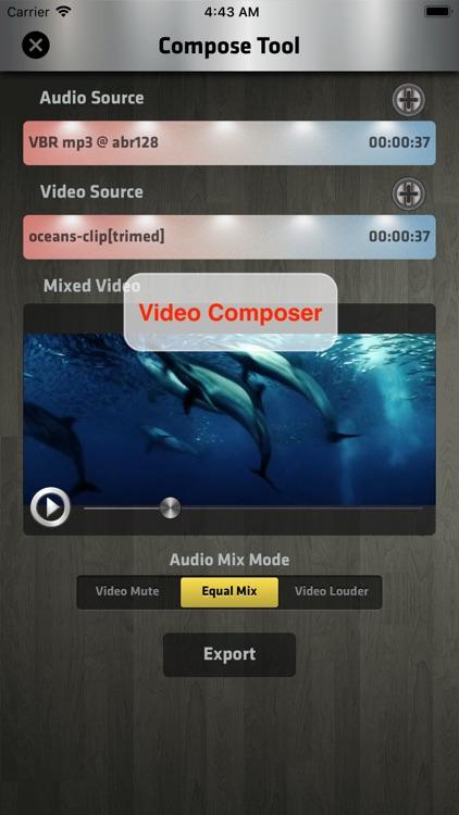AudioRoom - Sound Creation screenshot-6